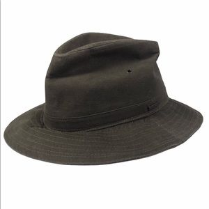 Stetson 'Safari' Hat Fedora Lite Water Repellent